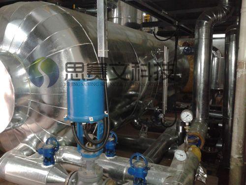 中国建筑研究研对外经贸大学锅炉房项目低位热力除氧器现场05