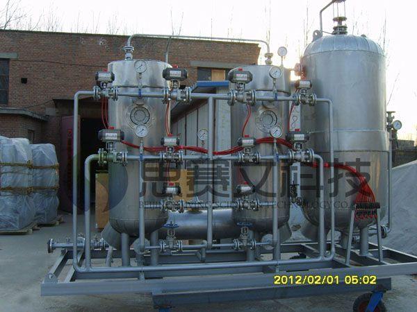 凝结水除铁过滤器工厂照片3
