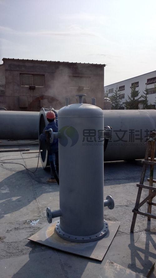 宁夏永恒能源有限公司低位热力除氧器交货01