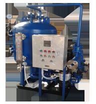 立式蒸汽冷凝水回收装置