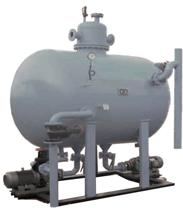 卧式蒸汽冷凝水回收装置