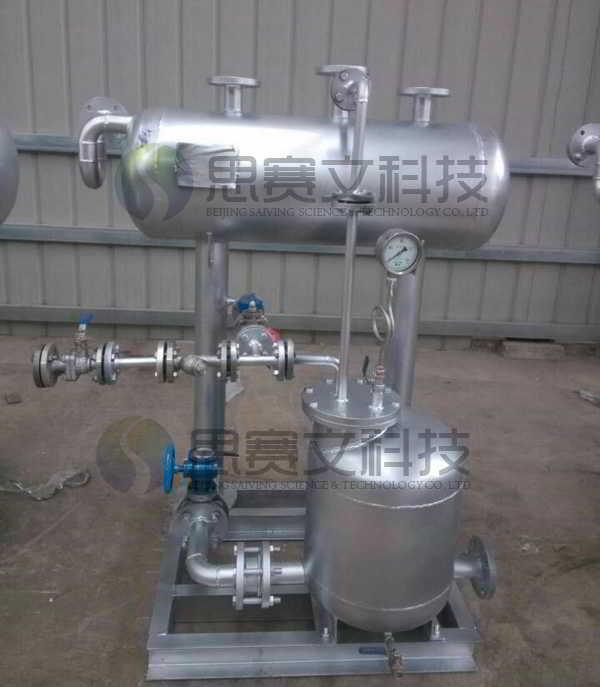 新余钢丝厂机械动力式冷凝水回收装置03