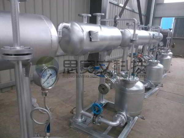 新余钢丝厂机械动力式冷凝水回收装置05