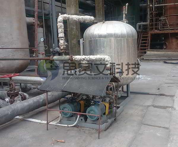 江苏亿恒节能科技有限公司冷凝水回收现场2