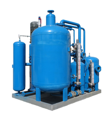无疏水阀冷凝水回收系统