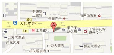 湖南省长沙市人民中路66号
