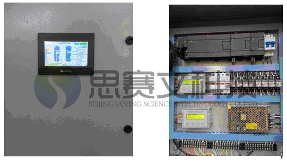 凝结水除铁过滤器控制柜照片
