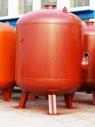 锅炉定期排污扩容器