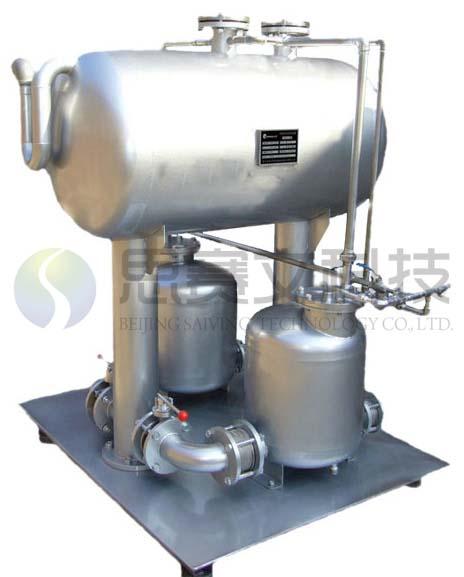 SVQD型系列气动冷凝水回收泵、气动冷凝水回收装置