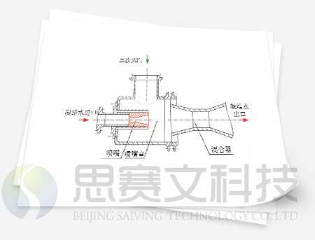 新型吸汽定压装置CAD图纸