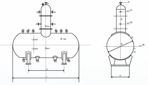 无塔水压表接线图