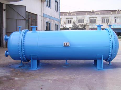 SVBG型 波纹管式换热器