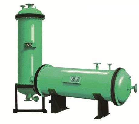 浮动盘管/半即热式换热器