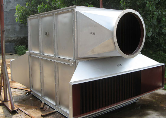 SVYQ型 锅炉/窑烟气余热回收装置